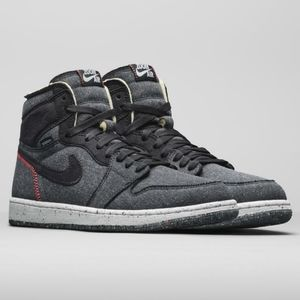 Air Jordan 1  High Zoom Crater Space Hippie 10.5